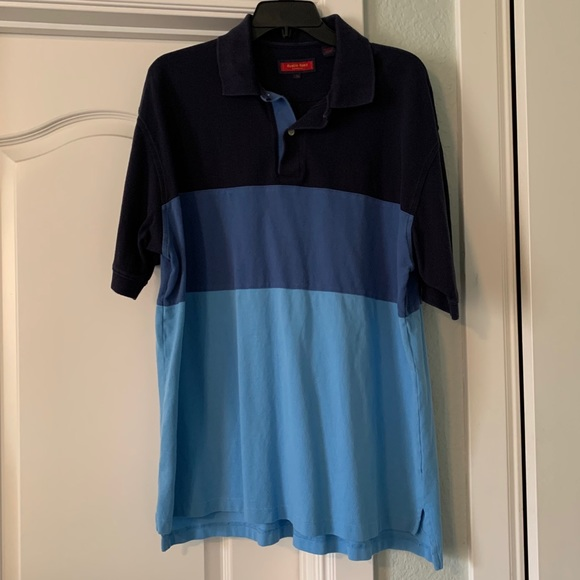 Austin Reed Shirts Triple Blue Austin Reed Polo Poshmark